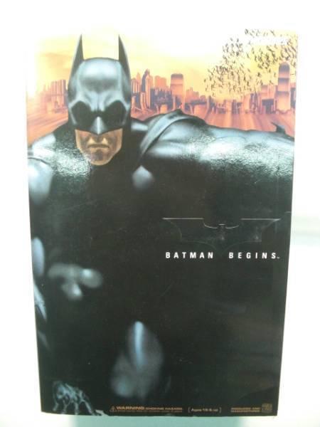 Medicom rah dark knight 2005 version rare limited 1500 batman version 1