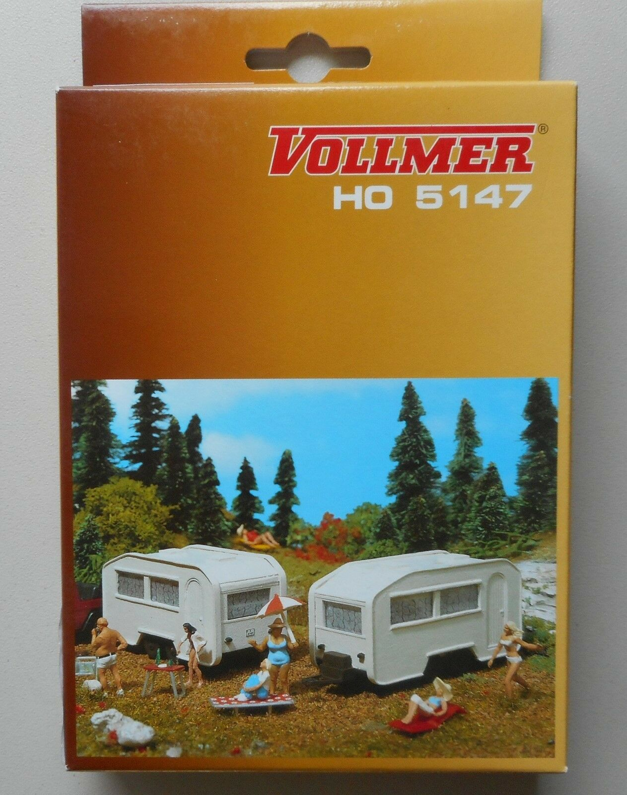 Vollmer H0 45713 Bauhütte