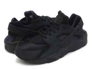 nike huarache all black ebay