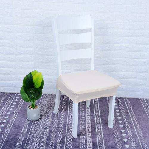 Waterproof Dining Chair Seat Covers Stretch Cover Protectors Replacement