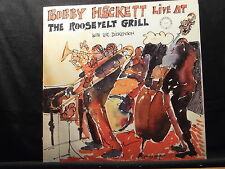 Bobby Hackett - Live At the Roosevelt Grill