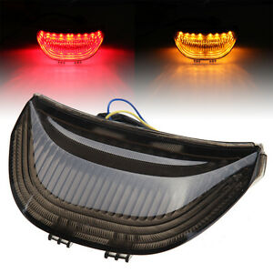 Tail Light Integrated LED Turn Signals For Honda CBR1000RR 04-07 ...:Image is loading Tail-Light-Integrated-LED-Turn-Signals-For-Honda-,Lighting