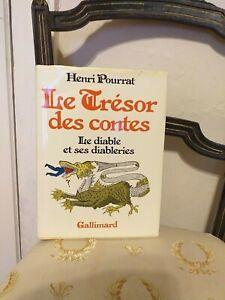 Henri-Pourrat-Le-Tresor-des-Contes-Le-Diable-et-ses-Diableries-1977-TBE