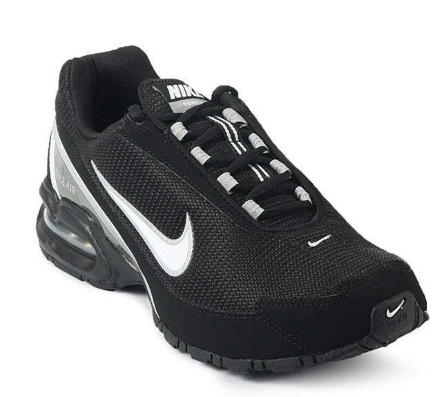 34f6479e3dbdb ... clearance new mens size 10 nike air max torch 3 black white running  shoes 319116 9dd0e