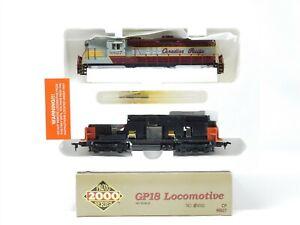 HO-Scale-Proto-2000-9982-CP-Canadian-Pacific-EMD-GP18-Diesel-Locomotive-8827