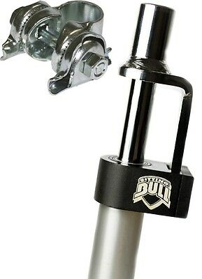 Sitting Bull Black Bull Federsattelstütze 27,2 mm ggf mit Adapter//Kloben