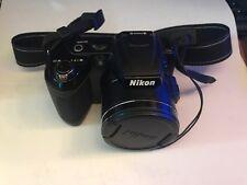Nikon Coolpix L120 2.7in LCD Digital Camera Black / FAULTY - NO POWER