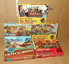 VINTAGE ATLANTIC KIT  FAR-WEST STORY KIT *COLLECTION* SCALE HO.