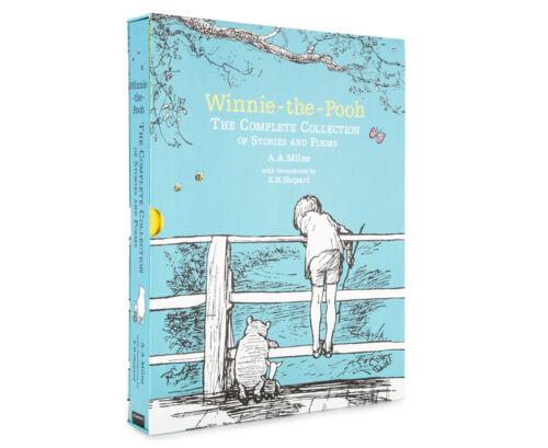 WinnieThePooh Children's Collection Of Stories & Poems