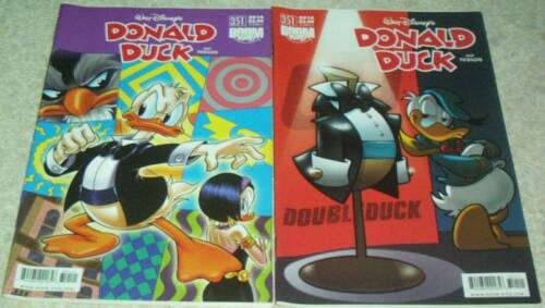 NM Walt Disney/'s Donald Duck 351 9.4 DD Double Duck