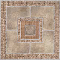 Stone Vinyl Floor Tile 36 Pcs Self Adhesive Flooring - Actual 12'' X 12'' on sale