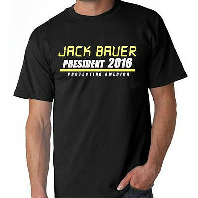 Jack Bauer President 2016 Funny Parody T-Shirt