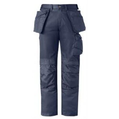 NAVY BRAND NEW WITH TAGS HOLSTER POCKETS SNICKERS 3211 WORK TROUSERS