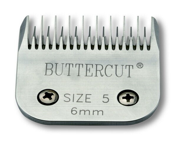 GEIB BUTTERCUT   5 Skip Tooth 1 4  BladeFit Oster A5 A6,MOST Andis Wahl Clipper