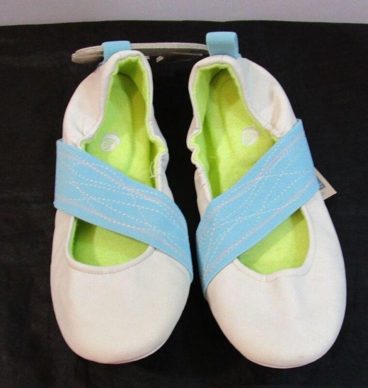 Acorn Donna Tramite Avvolgere Mary Jane Scarpe Pantofola Nuovo Con Tag Taglie 8
