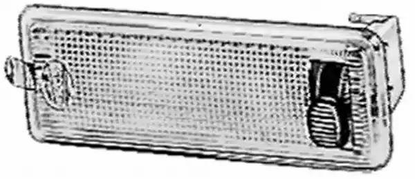 HELLA 2JA 002 931-031 Innenraumleuchte 12 V