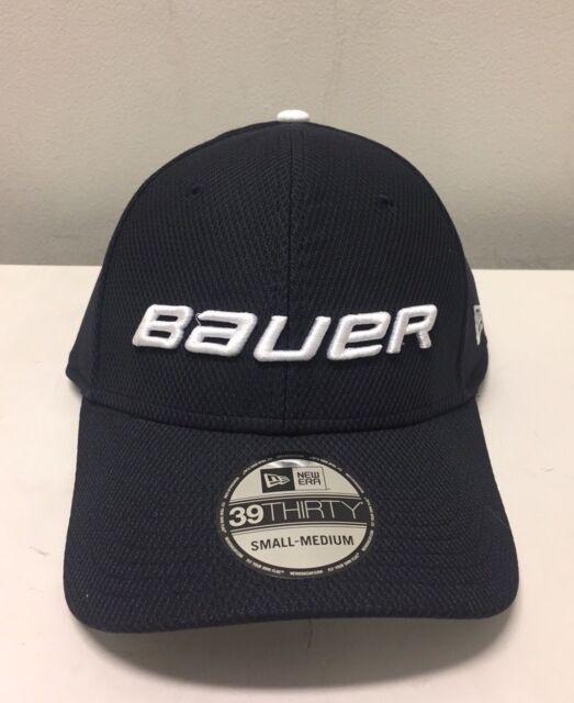 7389ea86076 Bauer Era 39thirty Athletic Hat Cap 39 Thirty Hockey SR Senior Navy ...