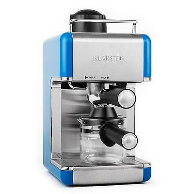 blau products in kaffeemaschinen toaster und mehr bunte k chenhelfer ebay. Black Bedroom Furniture Sets. Home Design Ideas