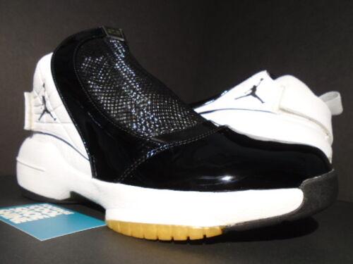 Black 002 Jordan Og 19 White 2004 Gold 11 Air Region Nike Xix West Coast 307546 jVGqMLSUzp