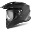 Helmet-Airoh-On-Off-Commander-Color-Black-Matt-Choice-SIZE-XS-XXL thumbnail 1