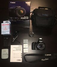 Canon Powershot SX530 HS 16mp Digital Camera 50x Optical Zoom LOTS OF EXTRAS