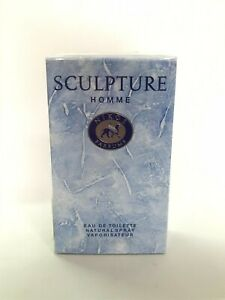 claro picar Plantando árboles  Nikos Sculpture Homme Men Eau de Toilette spray 50 mL (1.7oz) Sealed | eBay
