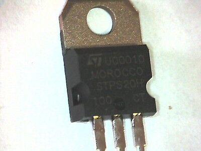 Diode Schottky Rectifier STPS20H100CT 100V 2x10A