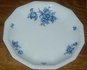 Rosenthal Maria Blaue Blume kleine Platten