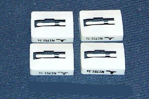 CEC PA-51M-15 Astatic N1751-1s Lot of 4 NEEDLE STYLUS for CEC CZ-398-1