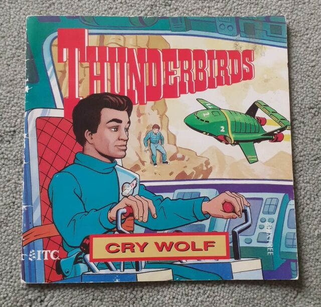 Cry Wolf (Thunderbirds Picture Storybooks), Aisling O'Hagan, Used.