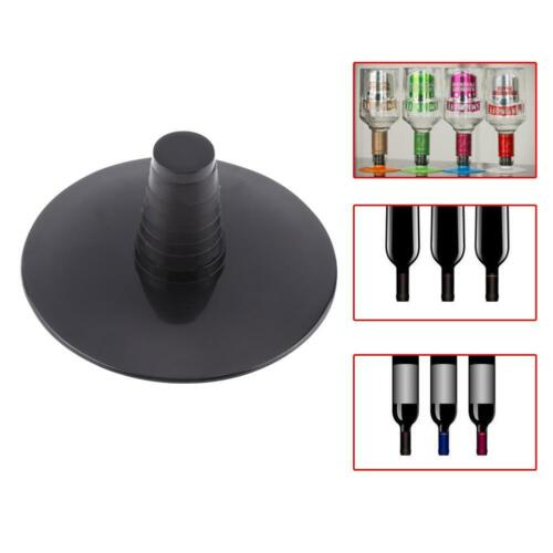 6pcs Bottle Top Stems Holder Base Stand for Bottle Cutting Recycling Craft HQ