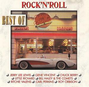 Compilation-2-CD-Rock-039-N-039-Roll-Best-Of-EX-EX
