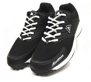 Akadema-Zero-Gravity-Baseball-Turf-Shoe-Black-Boys-Mens-Size-6-5