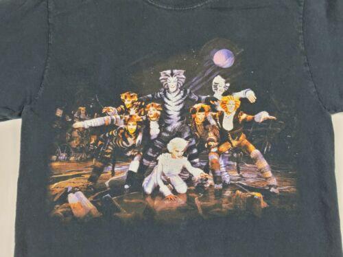 Vintage Rare Cats '81 T Shirt Andrew Lloyd Webber