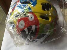 Garneau Baby Boomer Kids Monster 5W5 Helmet  Small/Medium