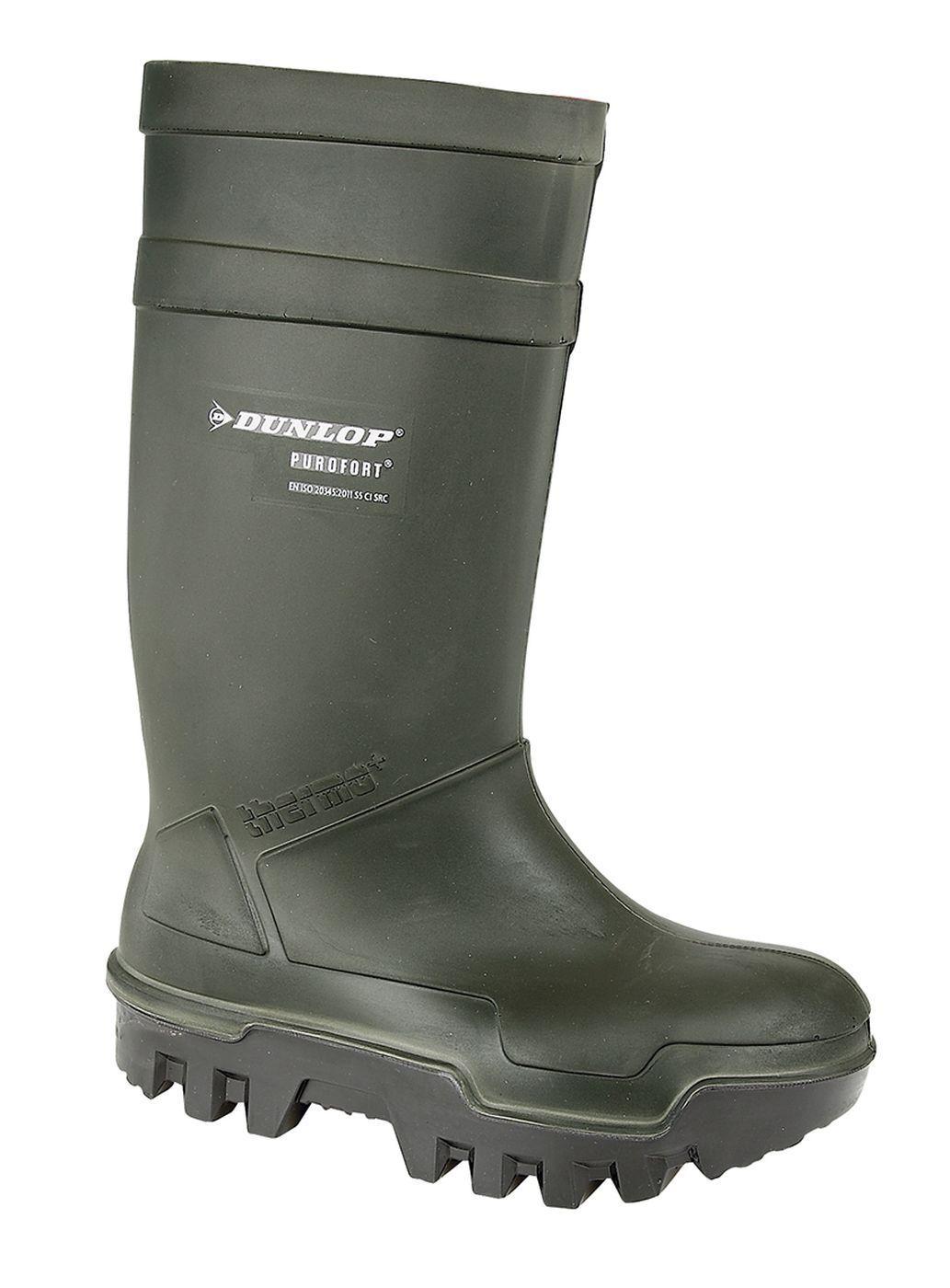 Da Uomo Taglia 7 8 9 10 11 12 13 Dunlop Purofort Stivali in sicurezza termica