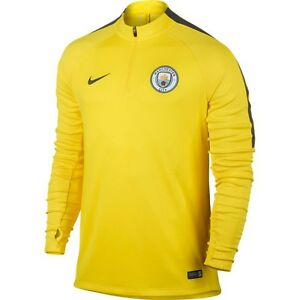 447a9214 Image is loading Nike-Manchester-City-Official-2016-2017-MidLayer-Soccer-