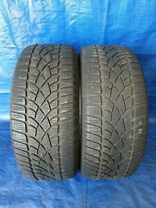 Pneus-hiver-245-45-r18-100-V-Dunlop-Sp-Sports-D-039-Hiver-3d-Runflat-Dot-15-5-Mm