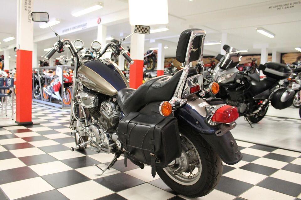 Yamaha, XV 1100 Virago, ccm 1100