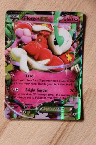 XY Phantom Forces Holo Foil Rares Prime Pokemon Card Ultra, Full Art, Half Art