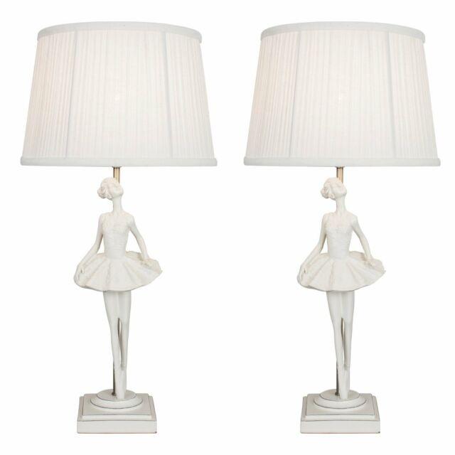 Ballerina Bedside Table Lamp