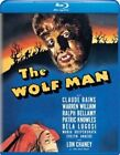 Wolf Man 0025192178252 Blu-ray Region a