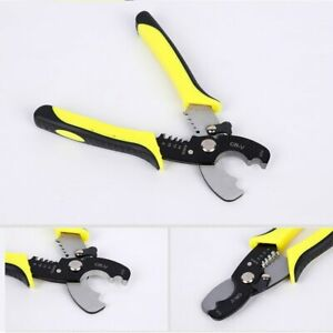 Automatic Wire Stripper Pliers Crimper Crimping Tool Multifunction Wire Pliers