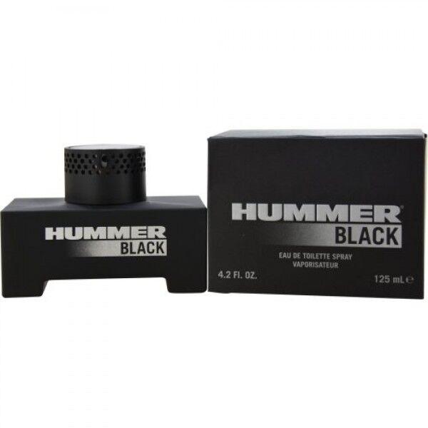 Hummer Black Cologne for Men 125 ml EDT Spray