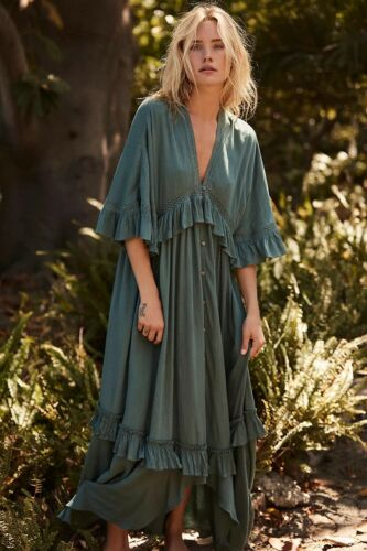 Free People Paradiso Maxi Dress - image 1