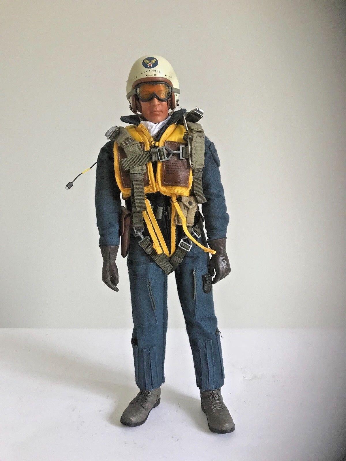 Action Figure 1/6th Scale, BB1 Sabre Pilot Korean War.