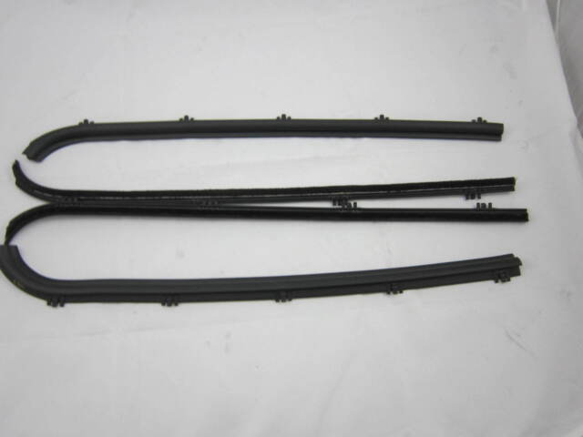 FORD F100 F250 F350 DOOR WEATHERSTRIPS 1981  # 67686970