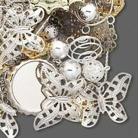 Big Wholesale 1/2-pound Jewelry Findings Grab Bag