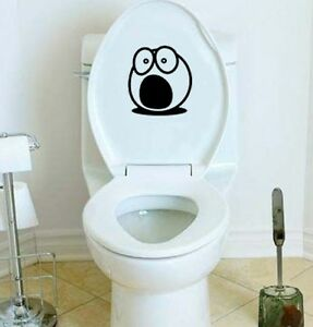 Shocked-Funny-Face-Toilet-Decal-Wall-Art-Decor-Bathroom-Sticker-Cool-Fun-Gift