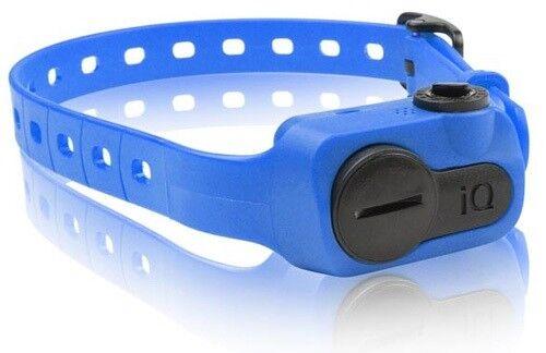 Dogtra iQ No Bark Dog Collar BLUE Waterproof Lightweight Vibration IQBARKBLU